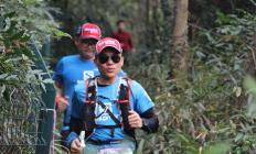罗丹红 2016 JD RUNNING杭州山地马拉松