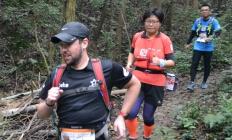 邬悦敏● JD RUNNING 杭州山地马拉松