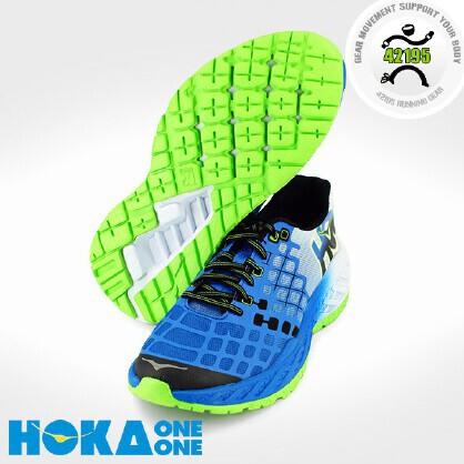 HOKA ONE ONE CLAYTON 男子马拉松训练竟速公路跑鞋 1012271