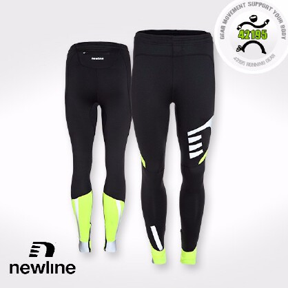 Newline Visio Warm Tights 男子保暖紧身长裤 14117