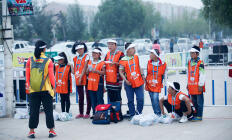 2016张家口康保草原国际马拉松