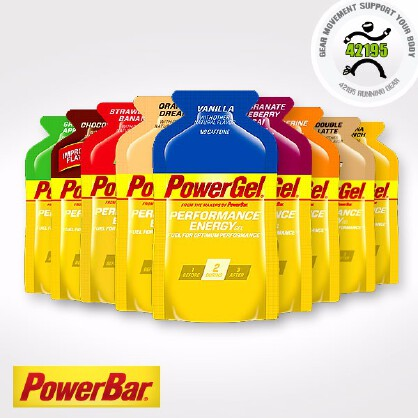 POWER GEL 能量胶 能量棒 运动马拉松越野跑步能量补给42195