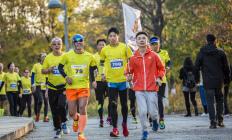祝宝 | 2017奥森100+超级马拉松