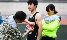 2017 new balance 中国大学生校园路跑接力赛重庆站