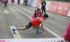 奔跑中国2018比弗利无锡马拉松